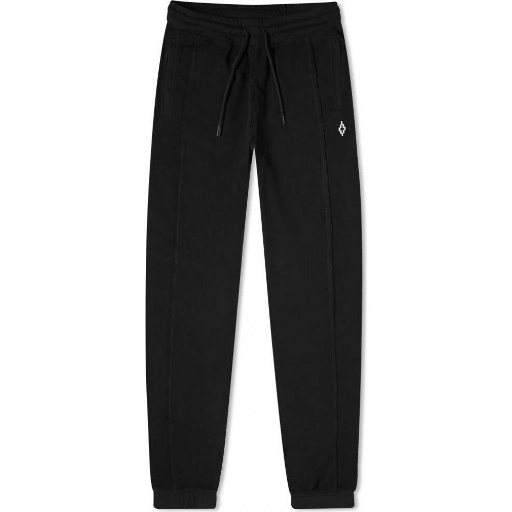 マルセロバーロン Marcelo Burlon メンズ スウェット・ジャージ ボトムス・パンツ【cross sweat pant】Black
