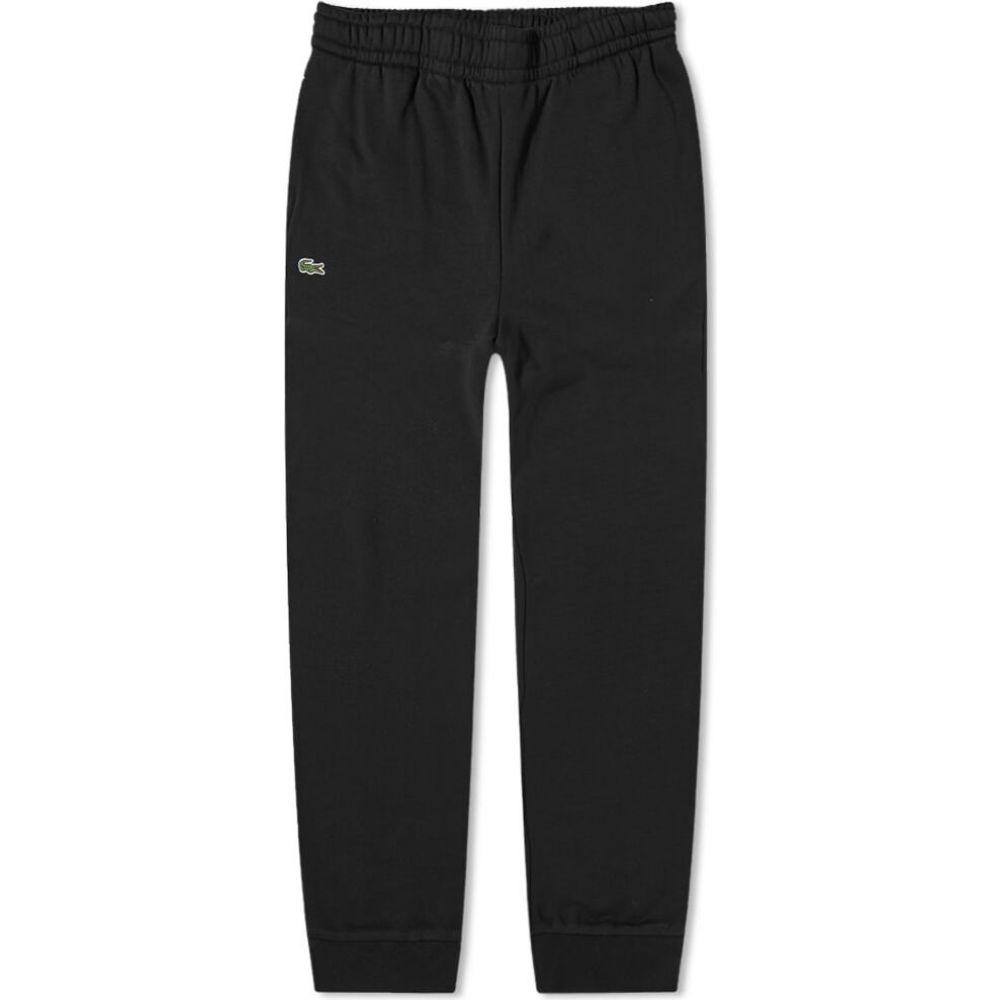 ラコステ Lacoste メンズ ジョガーパンツ ボトムス・パンツ【classic logo jogger】Black