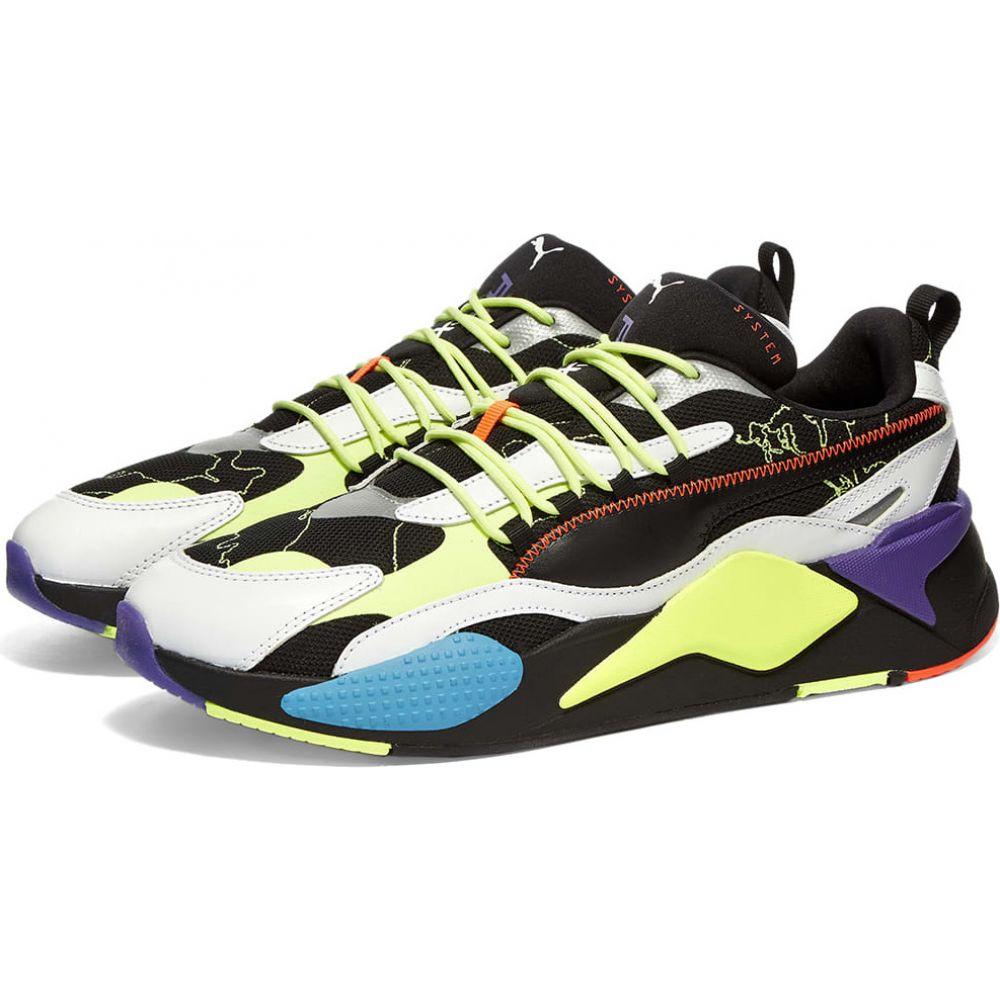 プーマ Puma メンズ スニーカー シューズ・靴【rs-x day zero】Puma Black/Puma White