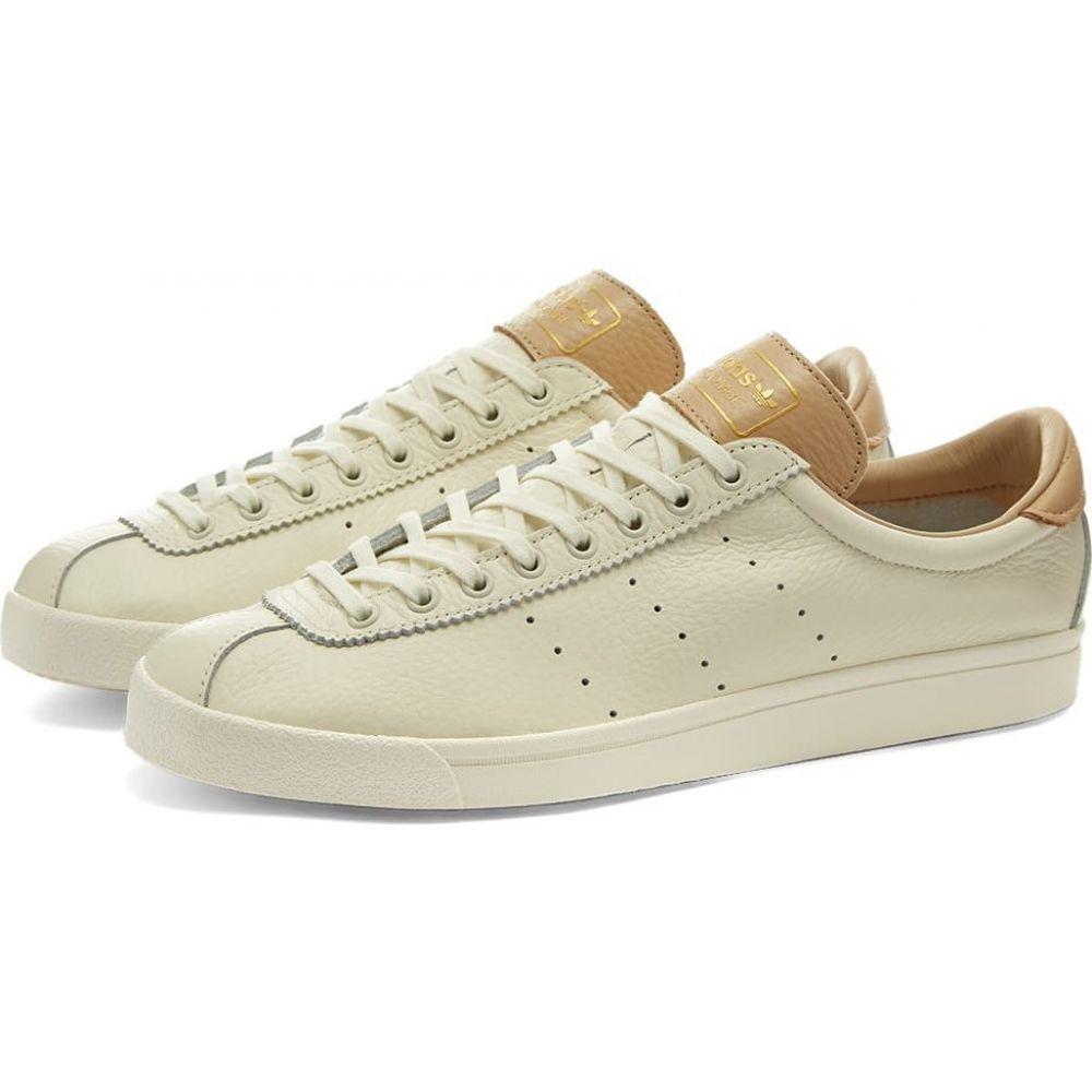 アディダス Adidas メンズ スニーカー シューズ・靴【lacombe】Off White/Pale Nude
