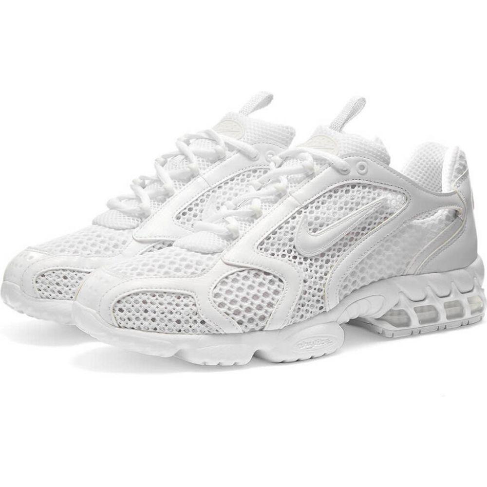 ナイキ Nike メンズ スニーカー エアズーム シューズ・靴【air zoom spiridon cage 2】White/Black