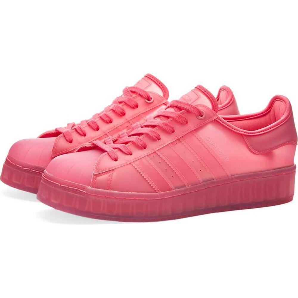 アディダス Adidas メンズ スニーカー シューズ・靴【superstar bold】Pink
