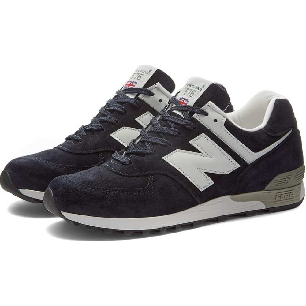 ニューバランス New Balance メンズ スニーカー シューズ・靴【m576dnw】Navy