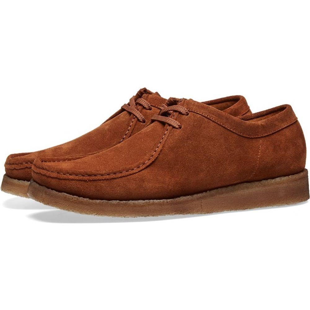 パドモア&バーンズ Padmore & Barnes メンズ シューズ・靴 【p204 the original shoe】Snuff Suede