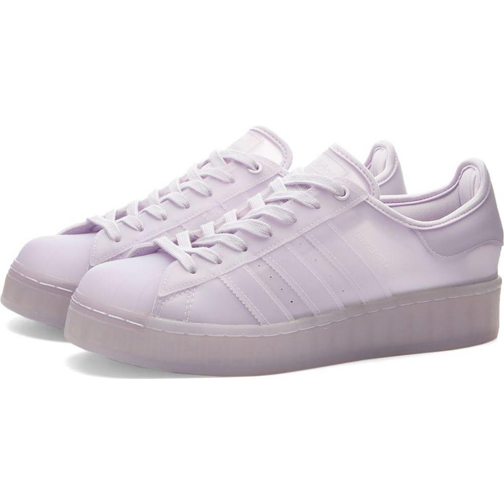 アディダス Adidas メンズ スニーカー シューズ・靴【superstar bold】Lavender