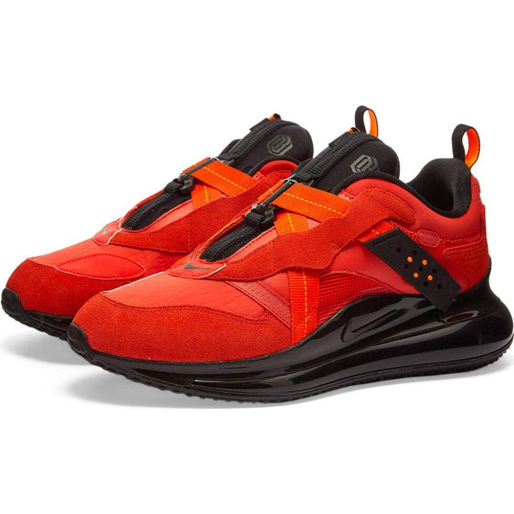 ナイキ Nike メンズ スリッポン・フラット エアマックス 720 シューズ・靴【air max 720 obj slip】Team Orange/Black