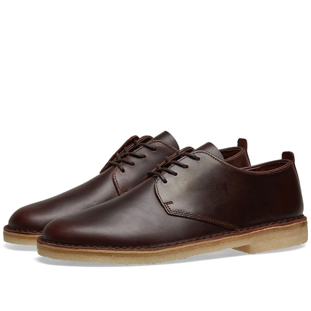 クラークス Clarks Originals メンズ シューズ・靴 【desert london】Chestnut Leather