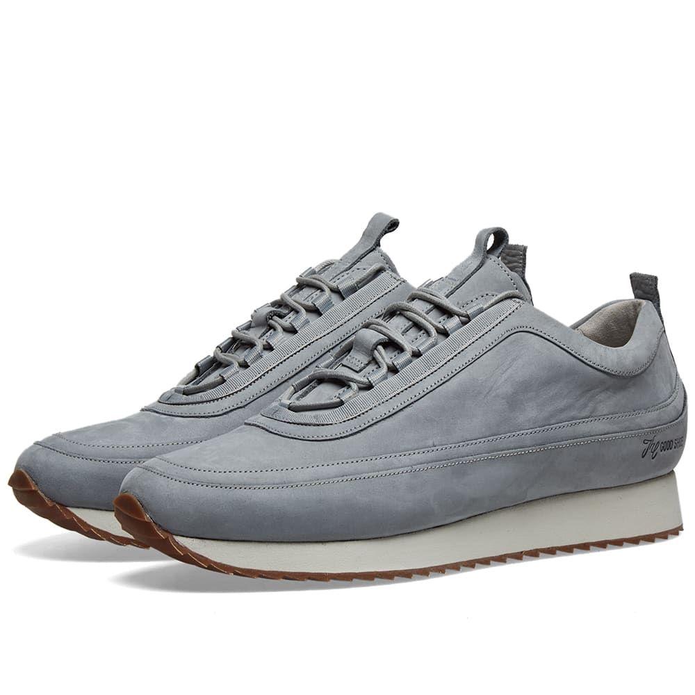 グレンソン Grenson メンズ シューズ・靴 スニーカー【Sneaker 12】Pebble Nubuck