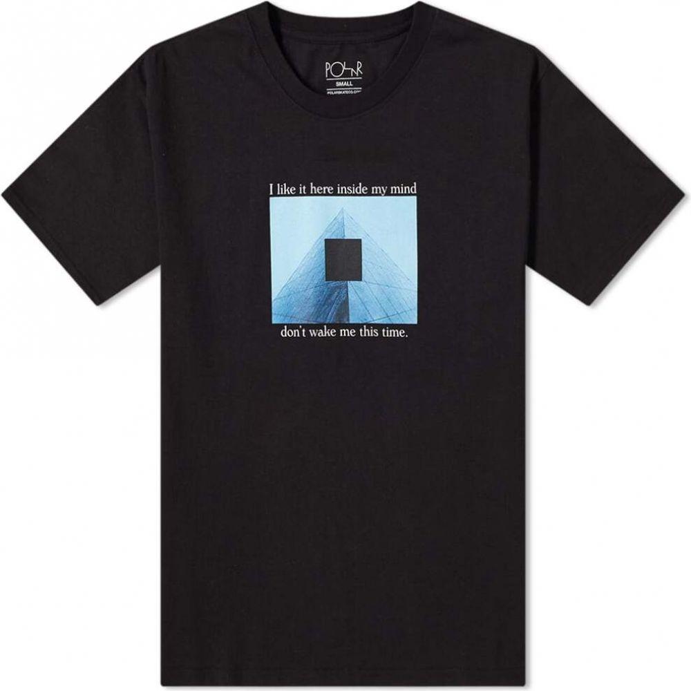 ポーラー スケート カンパニー Polar Skate Co. メンズ Tシャツ トップス【i like it here... tee】Black