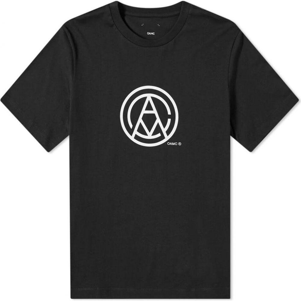 オーエーエムシー OAMC メンズ Tシャツ トップス【mono tee】Black