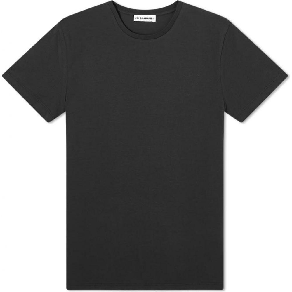 ジル サンダー Jil Sander メンズ Tシャツ トップス【jil sander+ crew tee】Black