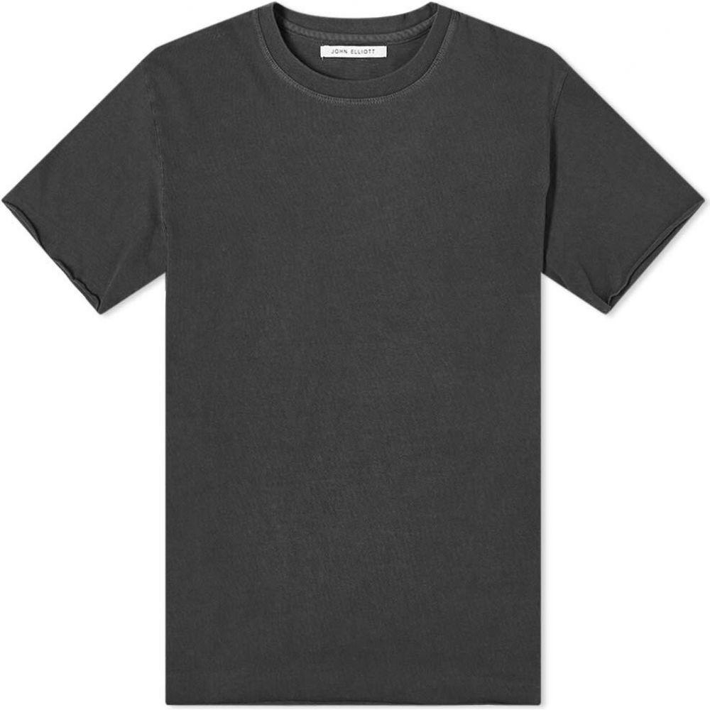 ジョン エリオット John Elliott メンズ Tシャツ トップス【anti-expo tee】Carbon