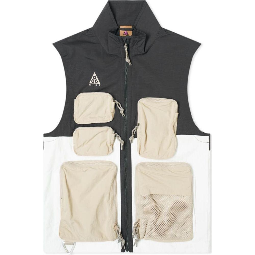 ナイキ Nike メンズ ベスト・ジレ トップス【acg vest】Black/String