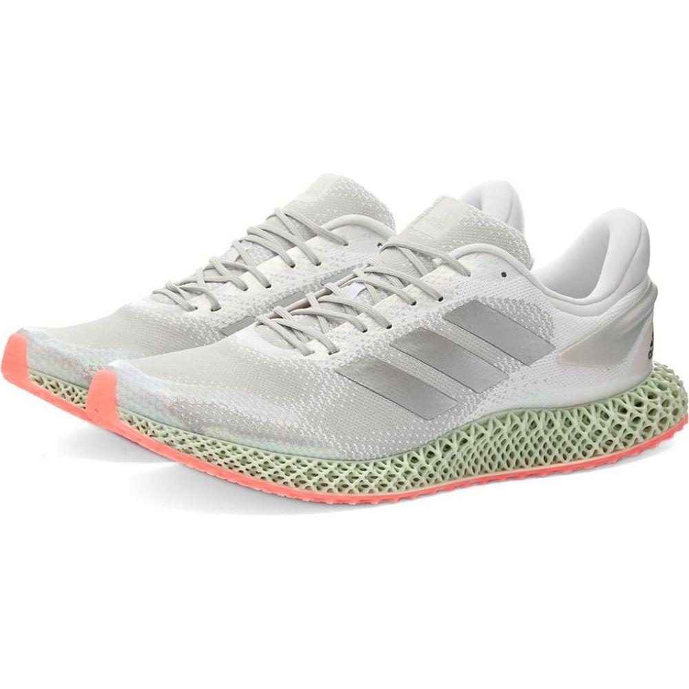 アディダス メンズ シューズ 靴 当店一番人気 スニーカー 登場大人気アイテム White Silver サイズ交換無料 Pink ultra 4d Adidas Signature