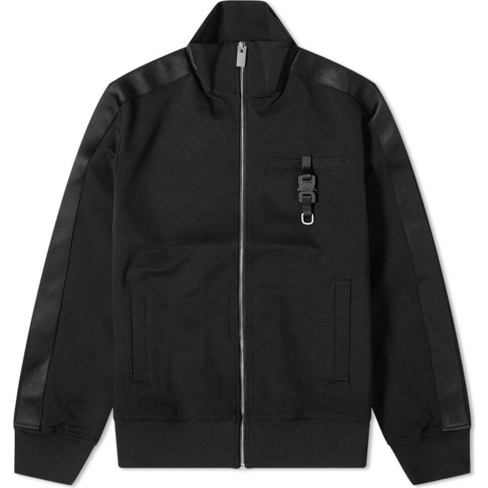 アリクス 1017 ALYX 9SM メンズ ジャージ アウター【buckle detail track jacket】Black