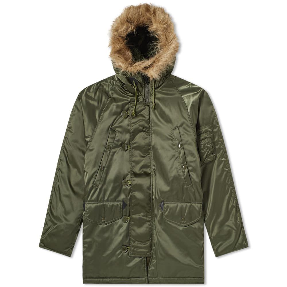 ゴーシャ ラブチンスキー Gosha Rubchinskiy メンズ ジャケット アウター【n-3b jacket】Green
