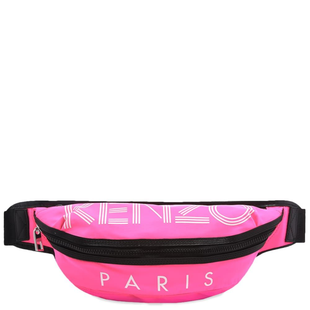 ケンゾー Kenzo メンズ ショルダーバッグ バッグ【paris logo cross body bag】Pink