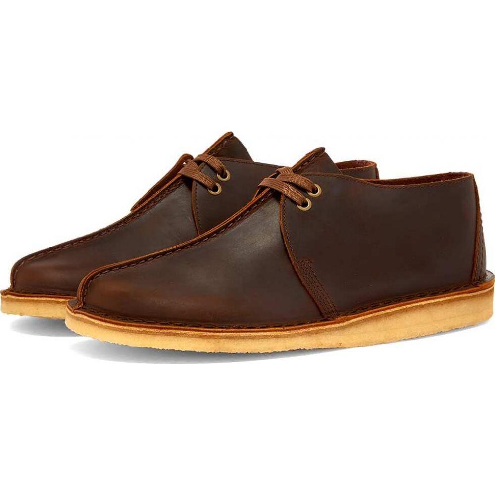 クラークス Clarks Originals メンズ シューズ・靴 【desert trek】Beeswax