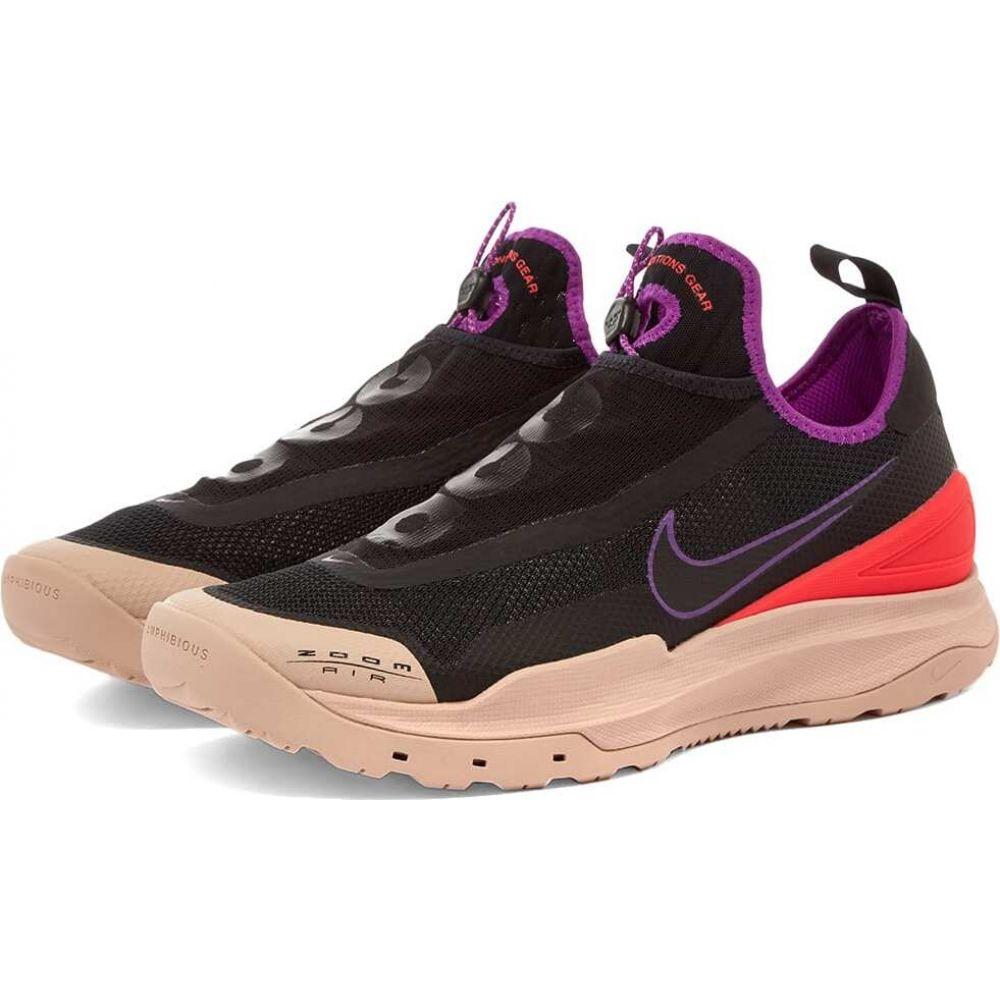 ナイキ メンズ シューズ 靴 春の新作続々 スニーカー Black Laser Nike acg Crimson zoom 本店 air サイズ交換無料 ao