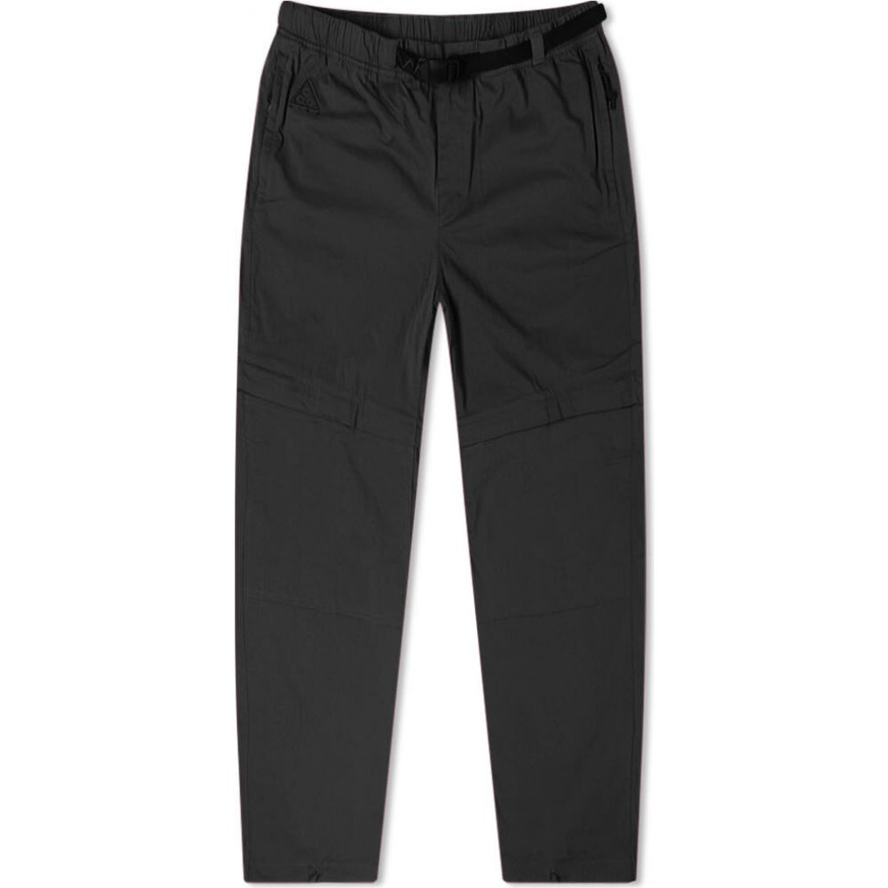 ナイキ Nike メンズ スウェット・ジャージ ボトムス・パンツ【acg convertible pant】Black:フェルマート