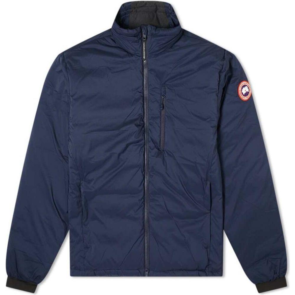 【限定製作】 カナダグース Canada Goose Canada カナダグース Goose メンズ ジャケット アウター【Lodge Jacket】Atlantic Navy, 上品なスタイル:bc921577 --- experiencesar.com.ar