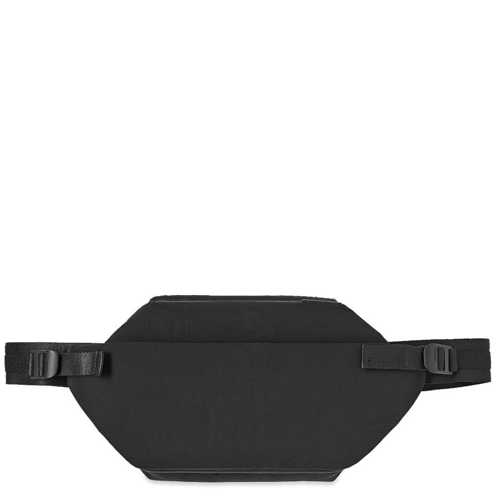 コート エ シエル Cote&Ciel メンズ ショルダーバッグ バッグ【isarau cross body bag】Black Memory Tech