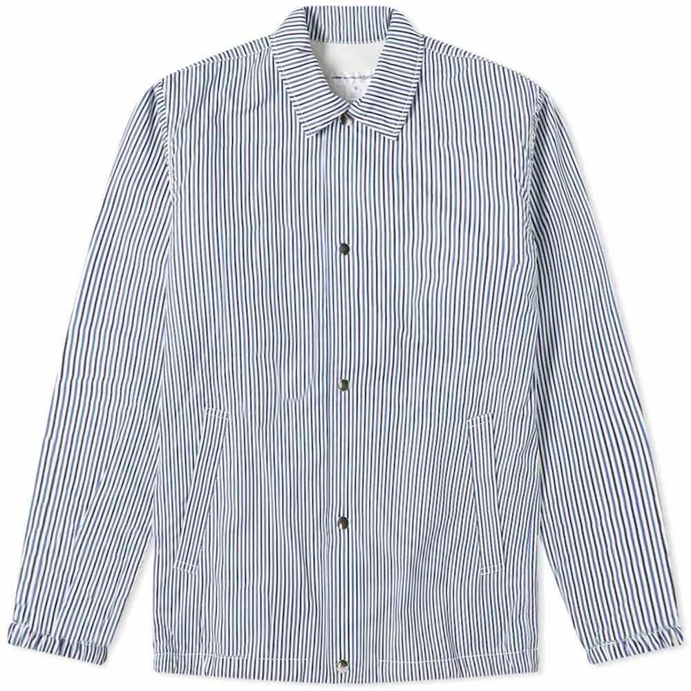 コム デ ギャルソン Comme des Garcons SHIRT メンズ ジャケット コーチジャケット アウター【stripe coach jacket】Stripe 1