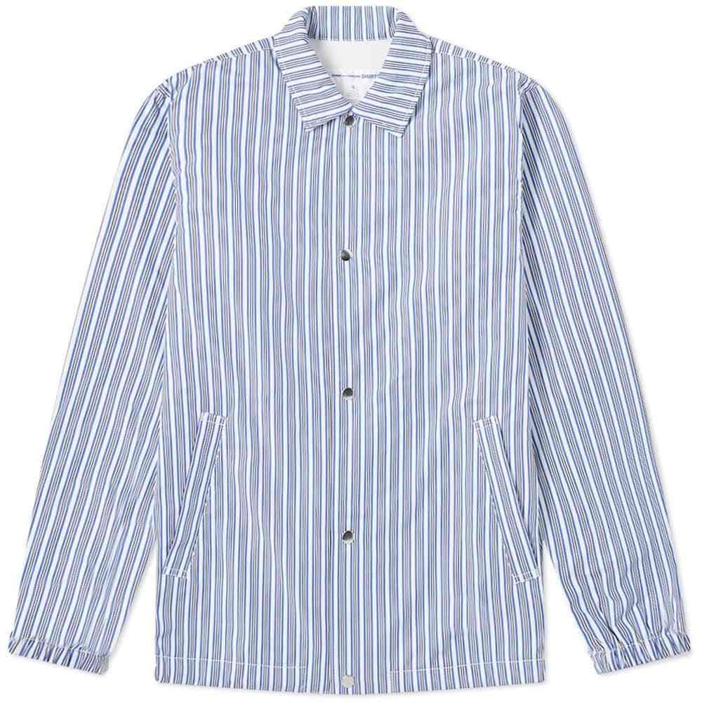 コム デ ギャルソン Comme des Garcons SHIRT メンズ ジャケット コーチジャケット アウター【stripe coach jacket】Stripe 2