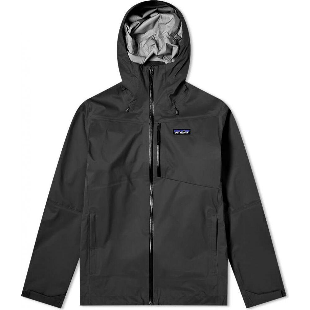 パタゴニア Patagonia メンズ ジャケット アウター【Rainshadow Jacket】Black