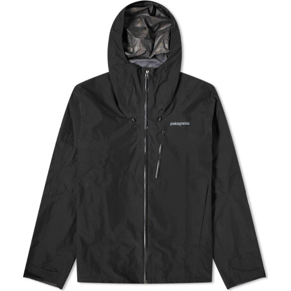 パタゴニア Patagonia メンズ ジャケット アウター【Calcite Gore-Tex Jacket】Black