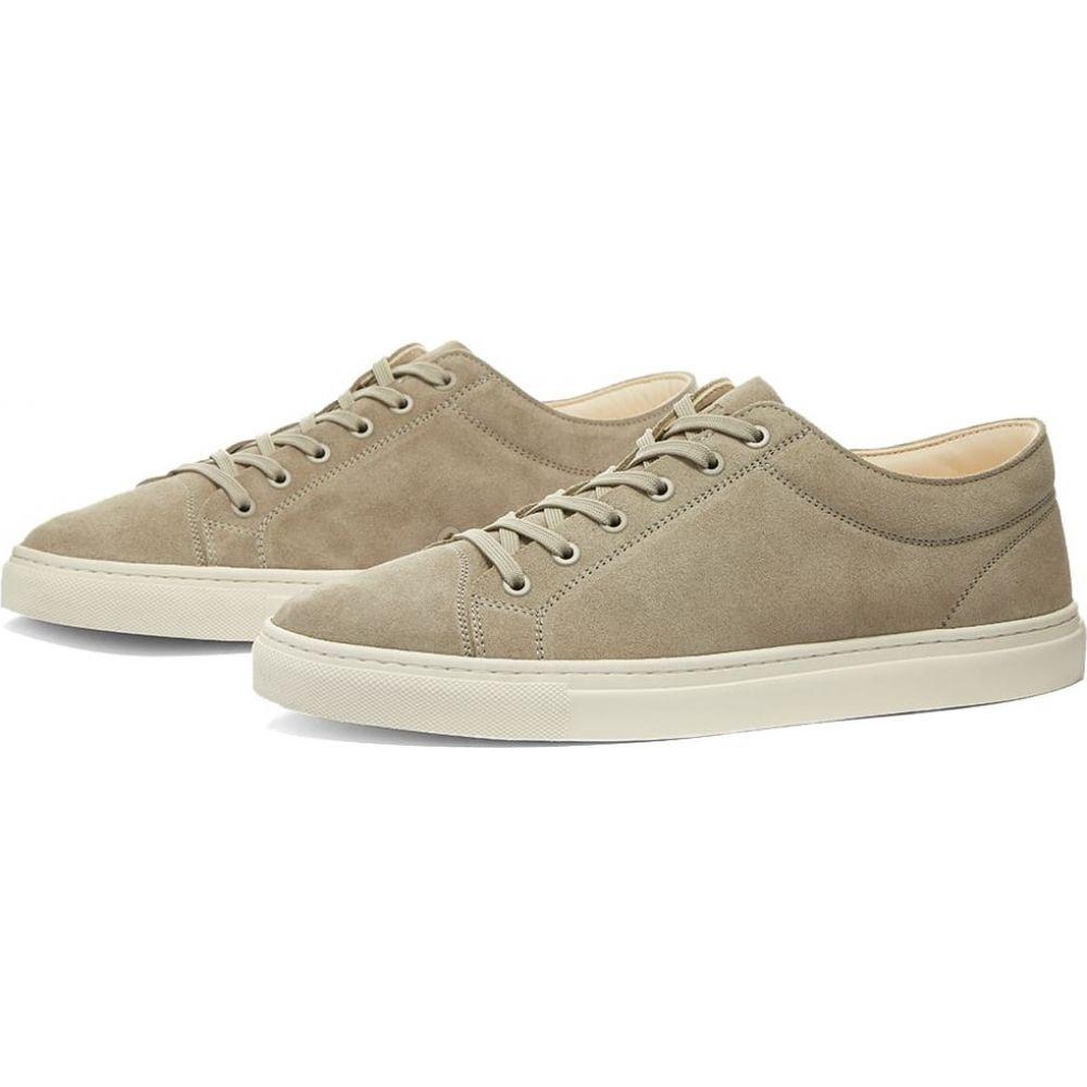 選ぶなら ETQ ETQ. Amsterdam メンズ スニーカー ローカット シューズ・靴【ETQ. Premium Suede Low Top 1 Sneaker】Ash, インテリアHikari-craft 74e141ea