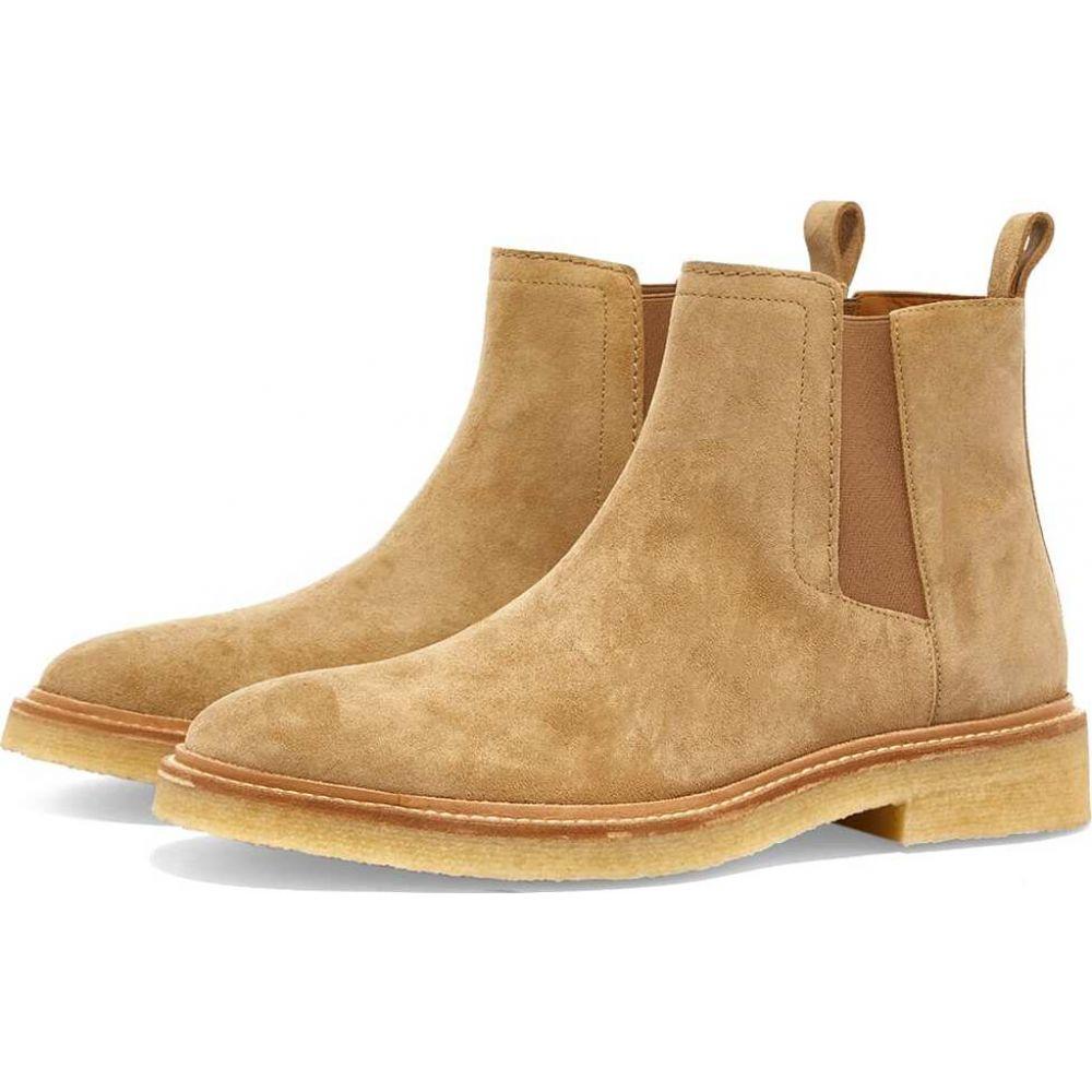 ゼスパ Zespa メンズ ブーツ チェルシーブーツ シューズ・靴【Suede Chelsea Boot】Savane