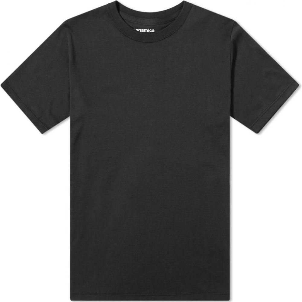 ナナミカ Nanamica メンズ Tシャツ トップス【CoolMax Loopwheel Jersey Tee】Black
