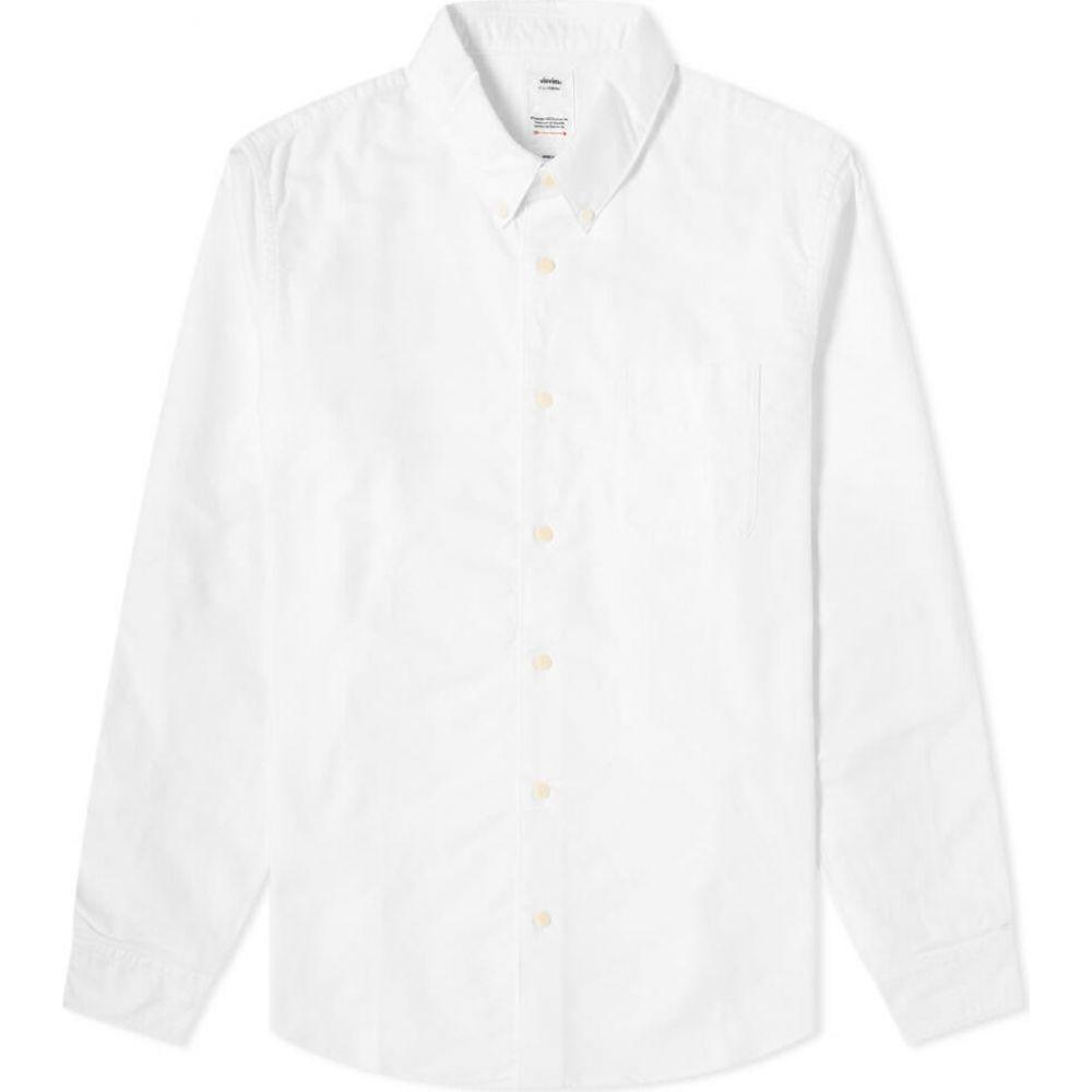 ビズビム Visvim メンズ シャツ トップス【Albacore Lungta Shirt】White
