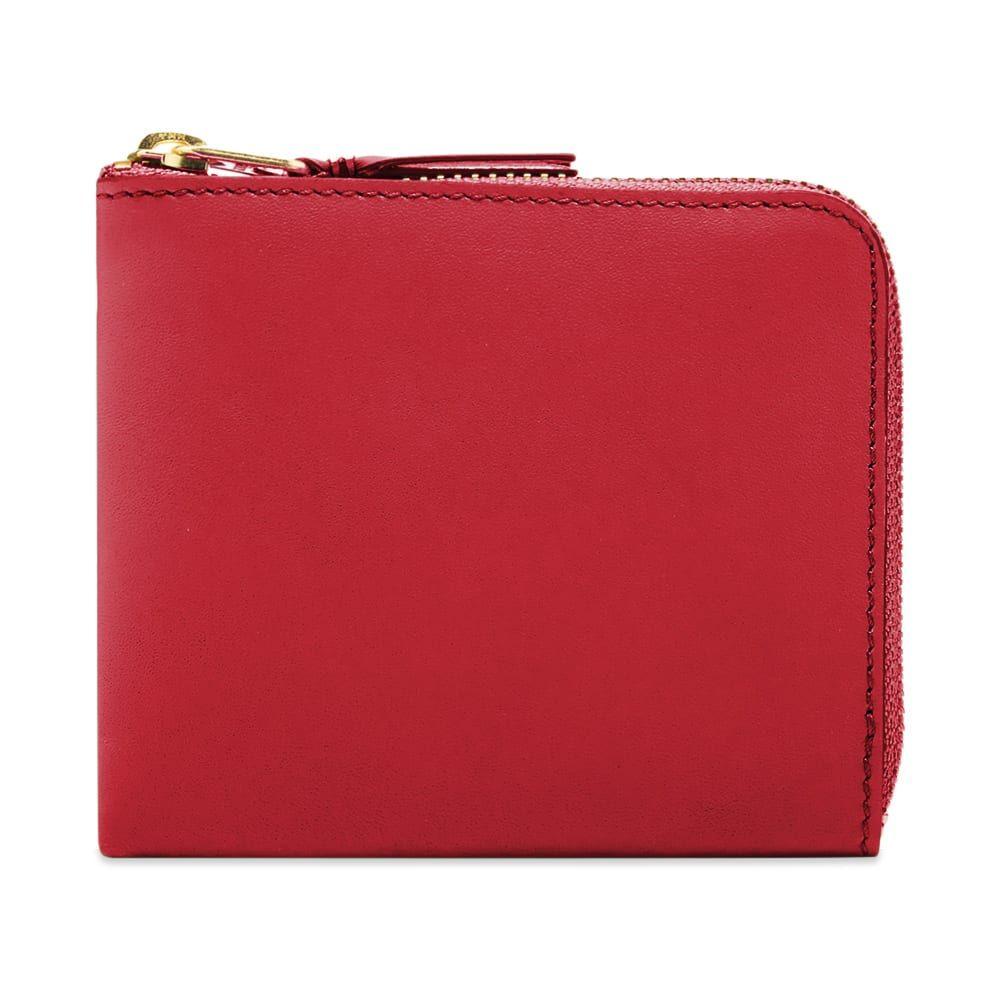 コムデギャルソン Comme des Garcons Wallet メンズ 財布 【comme des garcons sa3100 classic wallet】Red