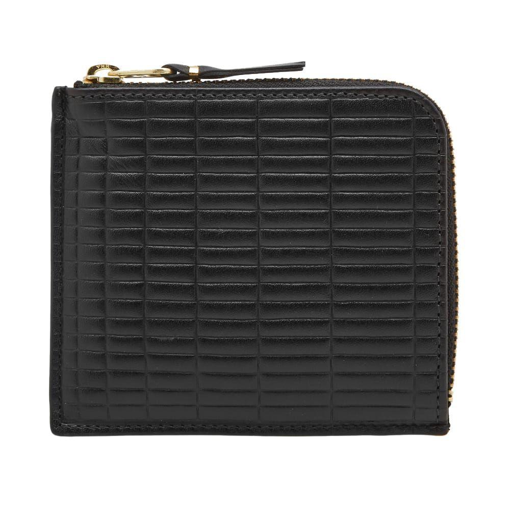 コムデギャルソン Comme des Garcons Wallet メンズ 財布 【comme des garcons sa3100bk brick wallet】Black
