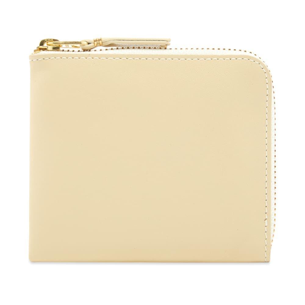 コムデギャルソン Comme des Garcons Wallet メンズ 財布 【comme des garcons sa3100 classic wallet】White