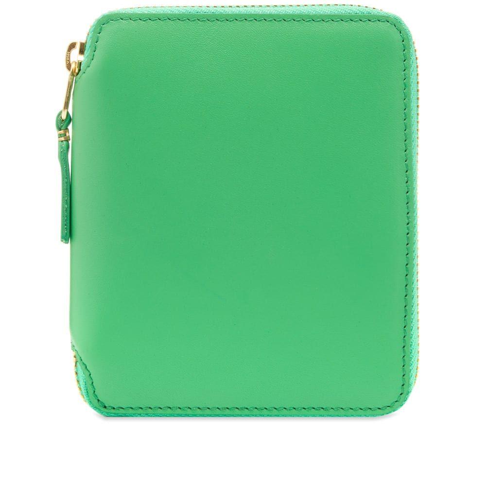 コムデギャルソン Comme des Garcons Wallet メンズ 財布 【comme des garcons sa2100 classic wallet】Green