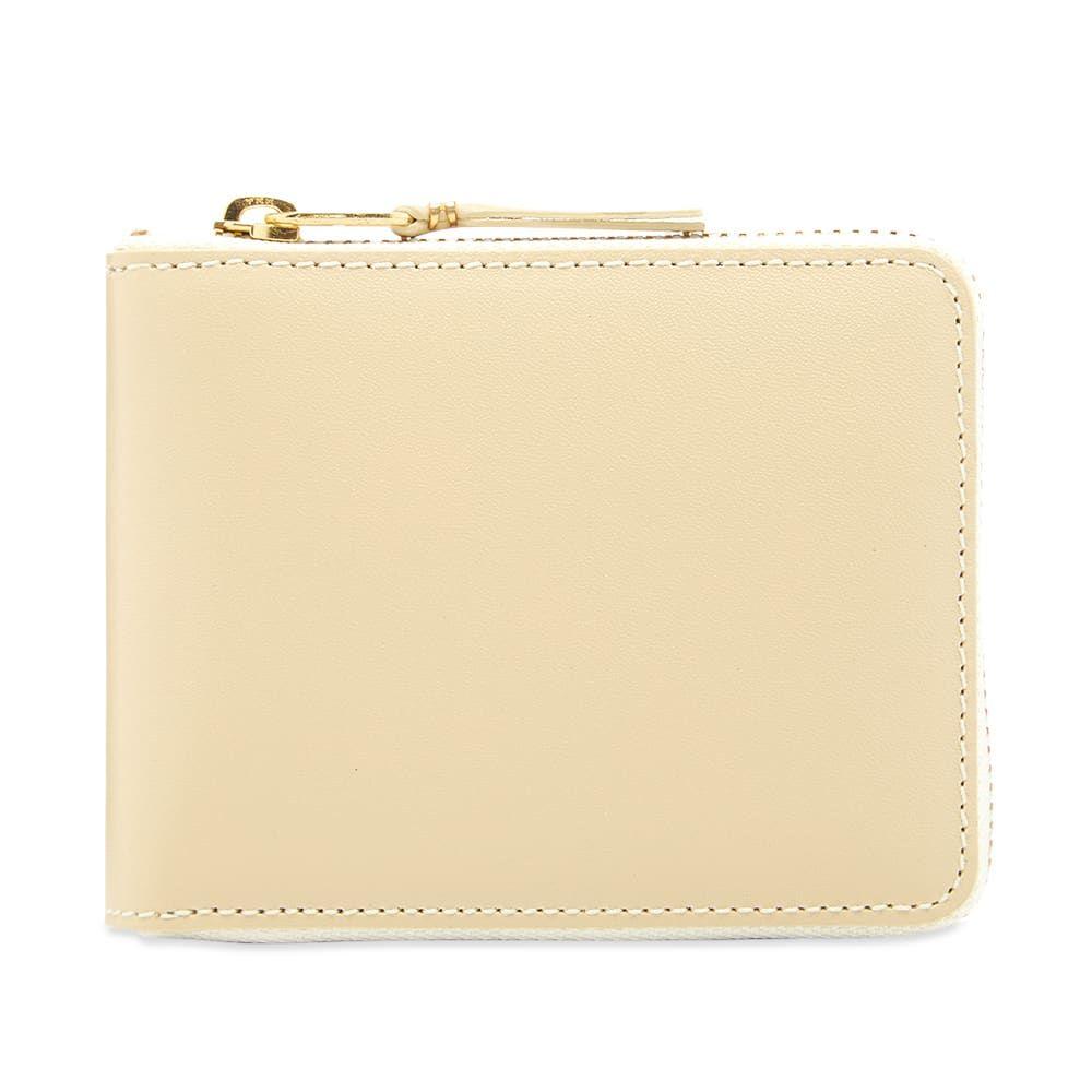 コムデギャルソン Comme des Garcons Wallet メンズ 財布 【comme des garcons sa7100 classic wallet】White