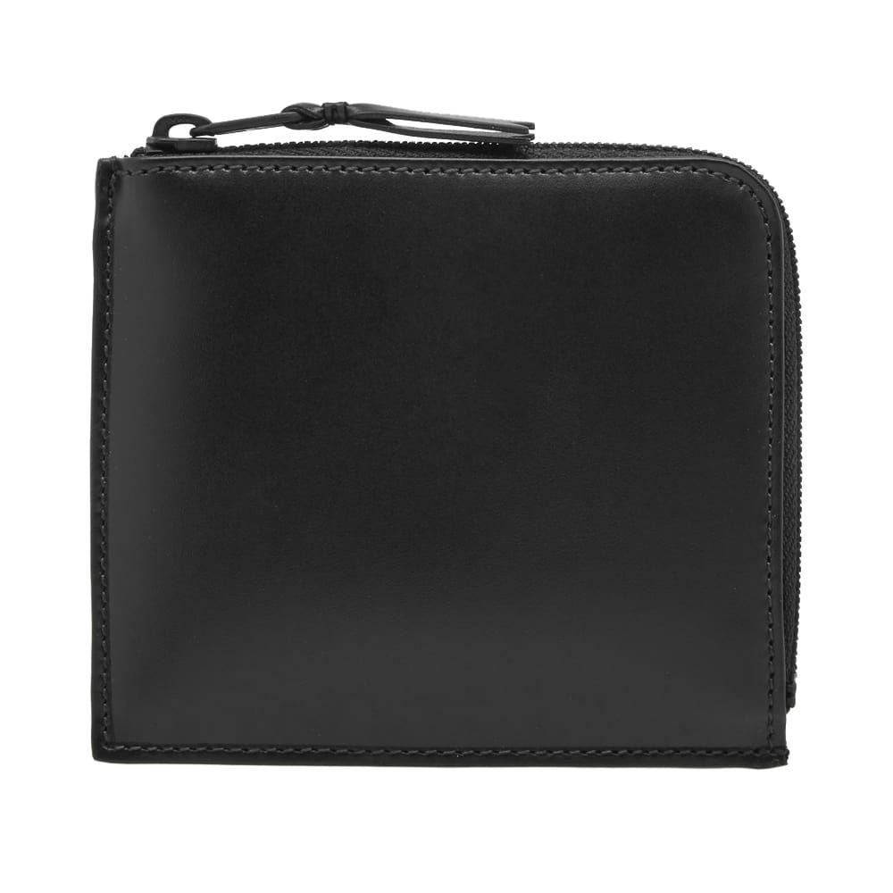 コムデギャルソン Comme des Garcons Wallet メンズ 財布 【comme des garcons sa3100vb very black wallet】Black