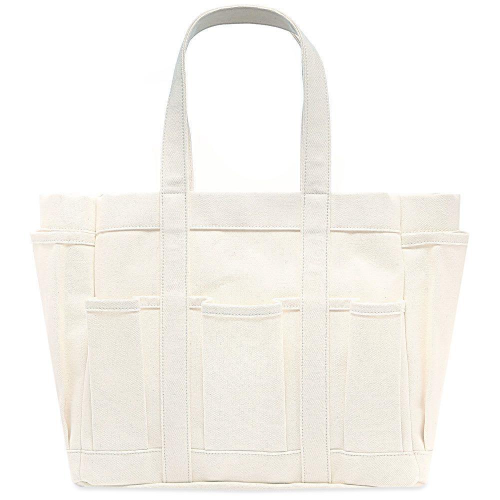 コム デ ギャルソン Comme des Garcons SHIRT メンズ バッグ 【cotton canvas tool bag】Ecru