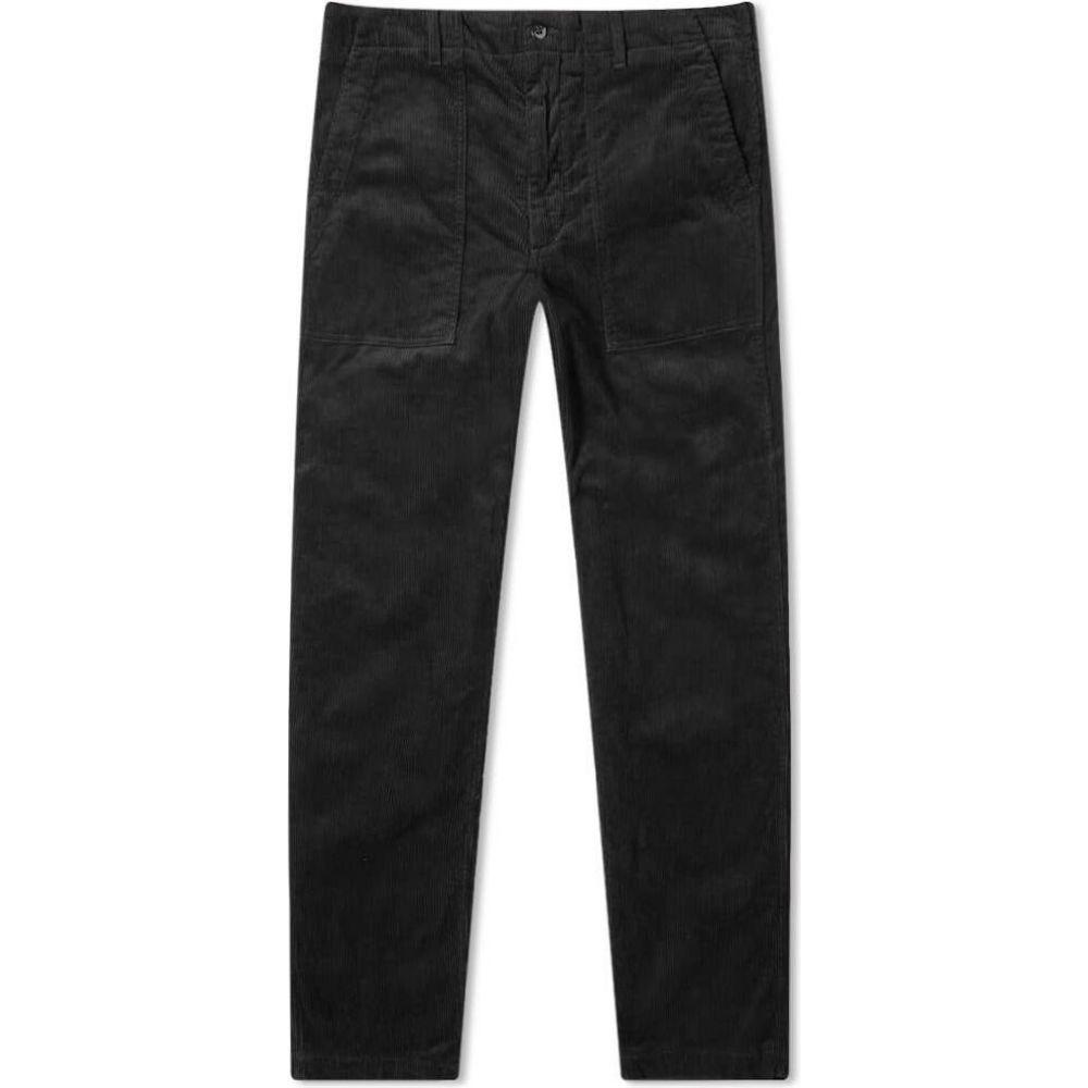 人気ショップ エンジニアードガーメンツ Engineered Garments メンズ ボトムス・パンツ 【fatigue pant】Black, ブランドショップKOJIYA 3d7af88e