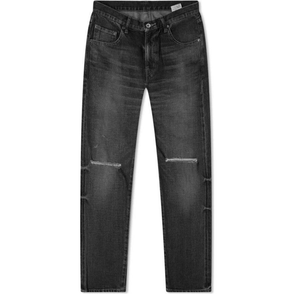 【日本限定モデル】 ネイバーフッド Neighborhood メンズ ジーンズ・デニム ボトムス・パンツ【washed skinny jean】Black, 西山町 16ceceeb