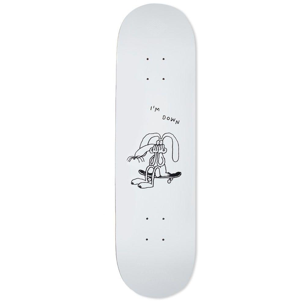 ザ ナショナル スケートボード The National Skateboard Co. メンズ スケートボード ボード・板【high concave 8.375