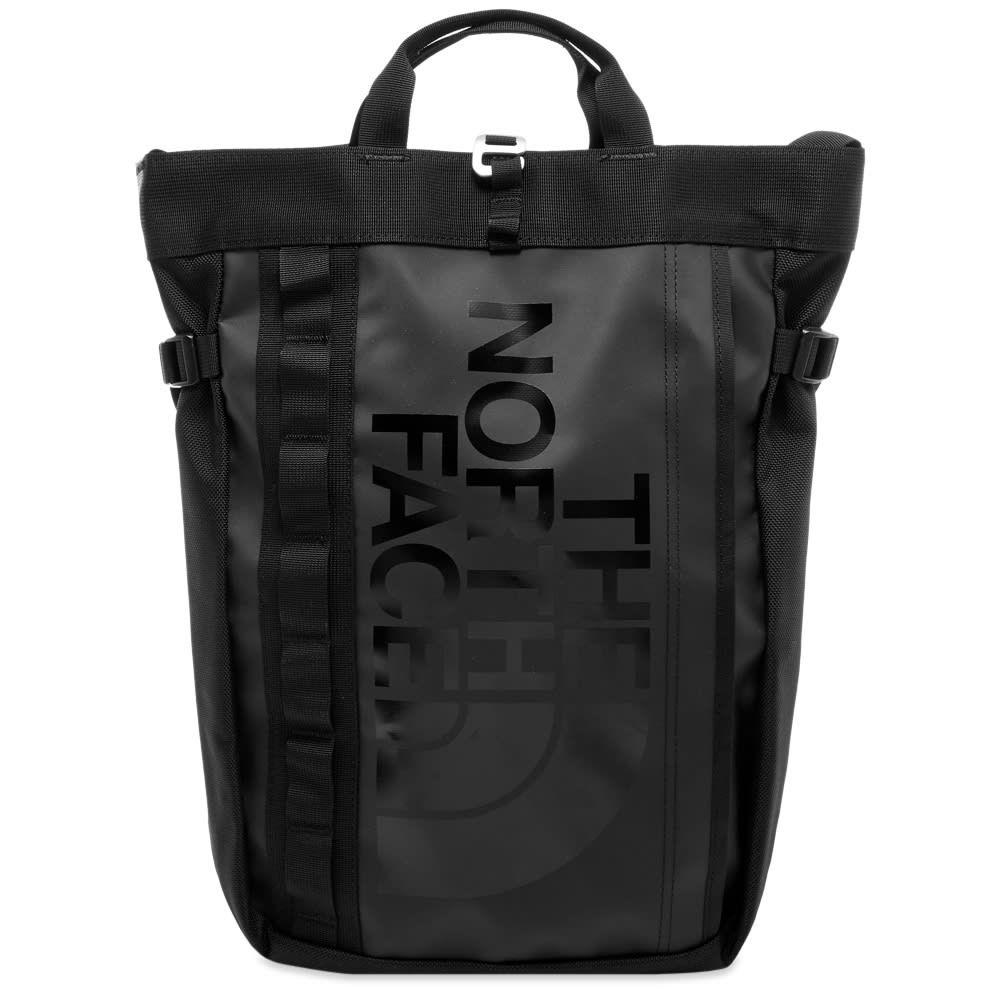 ザ ノースフェイス The North Face メンズ トートバッグ バッグ【base camp tote bag】Black