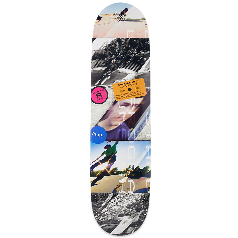 ザ ナショナル スケートボード The National Skateboard Co. メンズ スケートボード ボード・板【medium concave 8.375