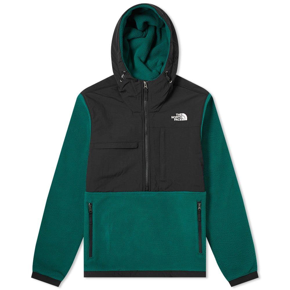 ザ ノースフェイス The North Face メンズ フリース トップス【denali popover fleece jacket】Night Green