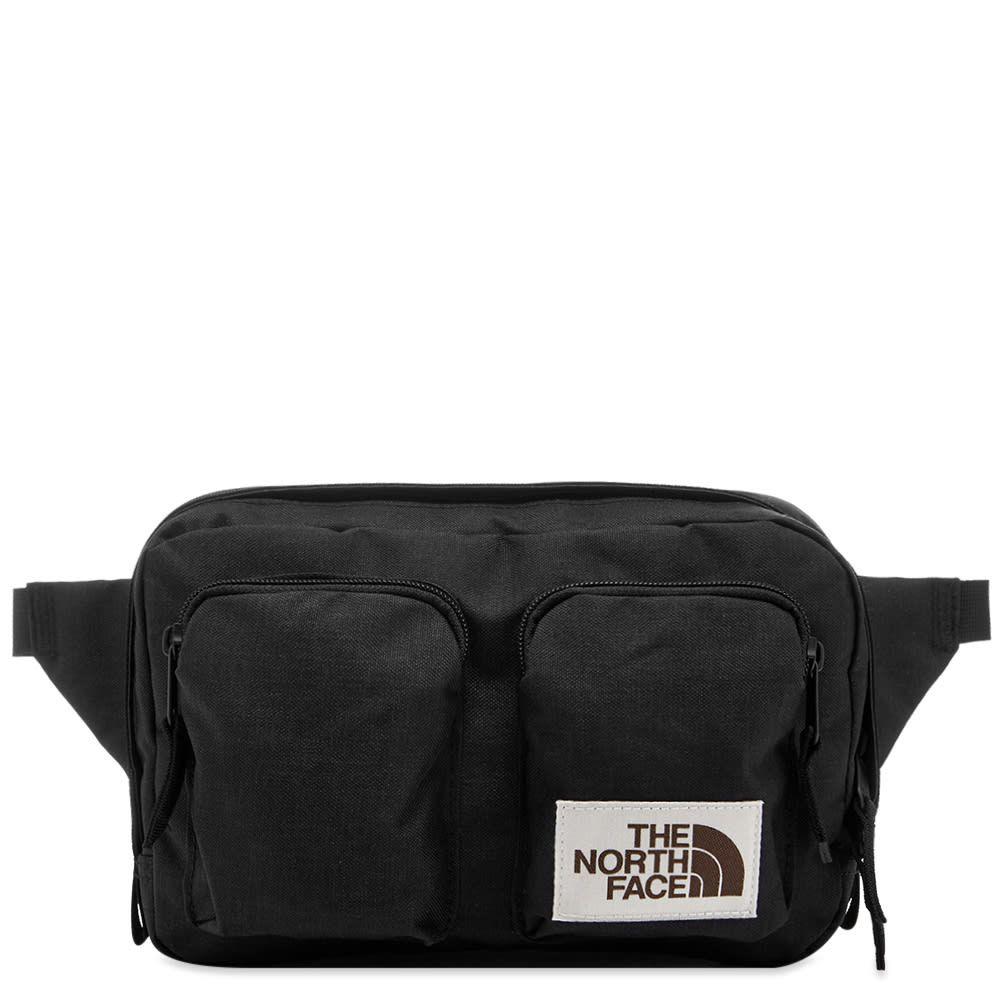 ザ ノースフェイス The North Face メンズ ボディバッグ・ウエストポーチ バッグ【kanga waist bag】Black Heather