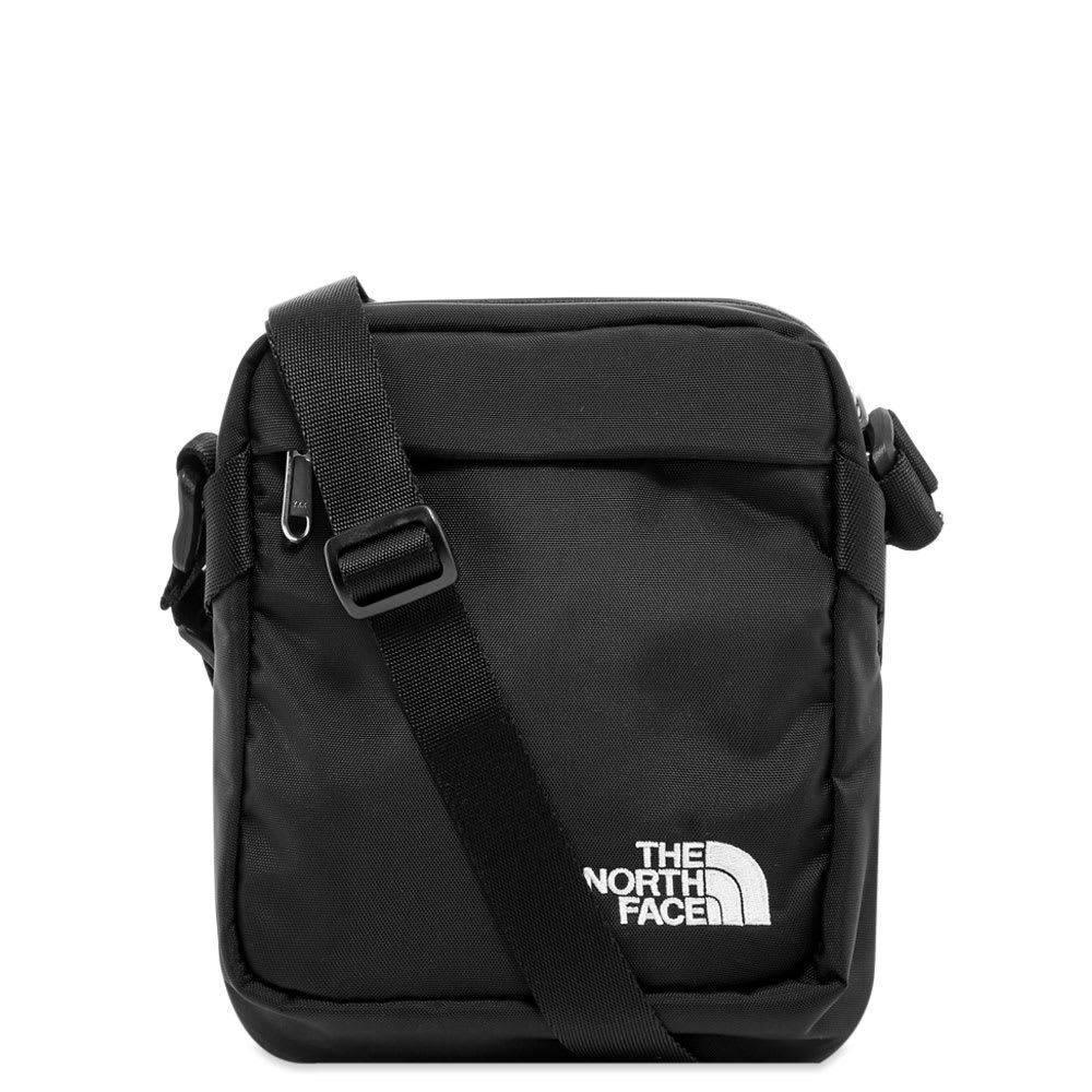 ザ ノースフェイス The North Face メンズ ショルダーバッグ バッグ【convertible shoulder bag】Black/White