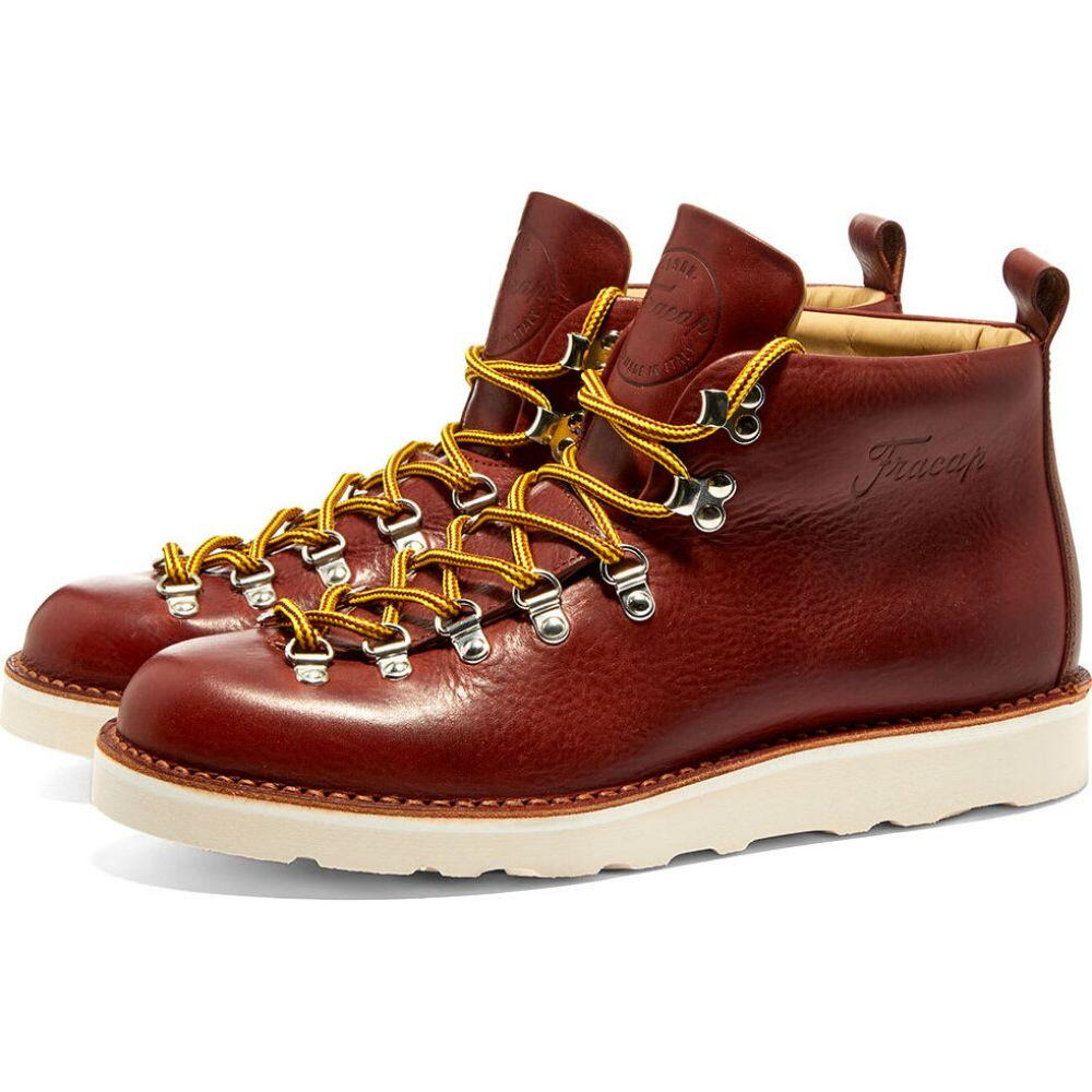 【本物新品保証】 フラカップ Fracap メンズ ブーツ シューズ・靴【m120 cristy vibram sole scarponcino boot】Arabian, オールドギア 42a2496d